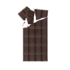 Orange-Dark-Chocolate-Bar-Broken