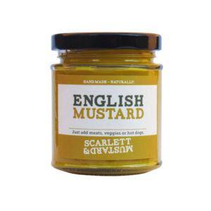 English-Mustard-200g
