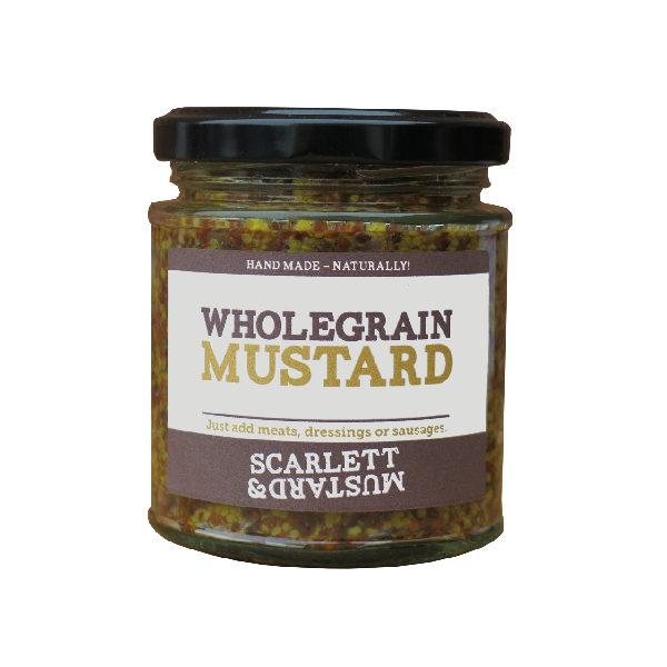 Wholegrain-Mustard-200g